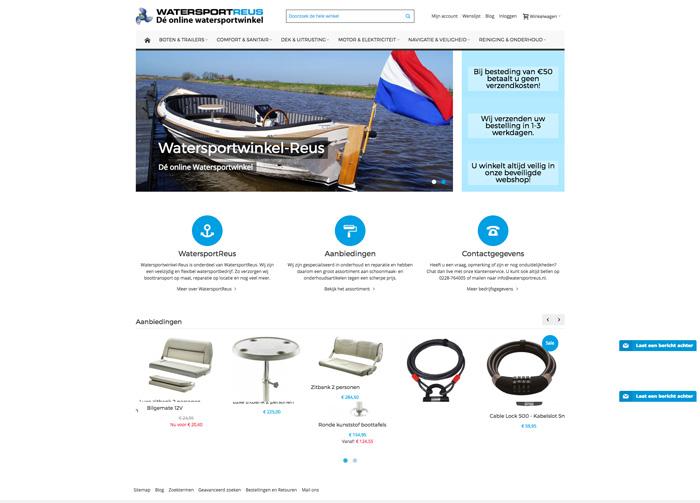 Watersportwinkel-reus-website