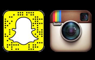 instagram vs snapchat stories