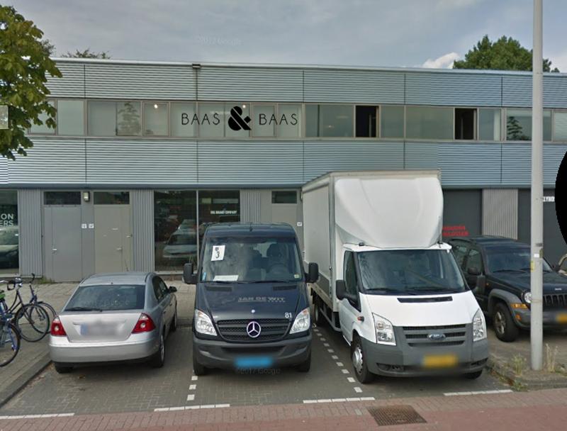 Nieuw kantoor Baas & Baas – Amsterdam Noord