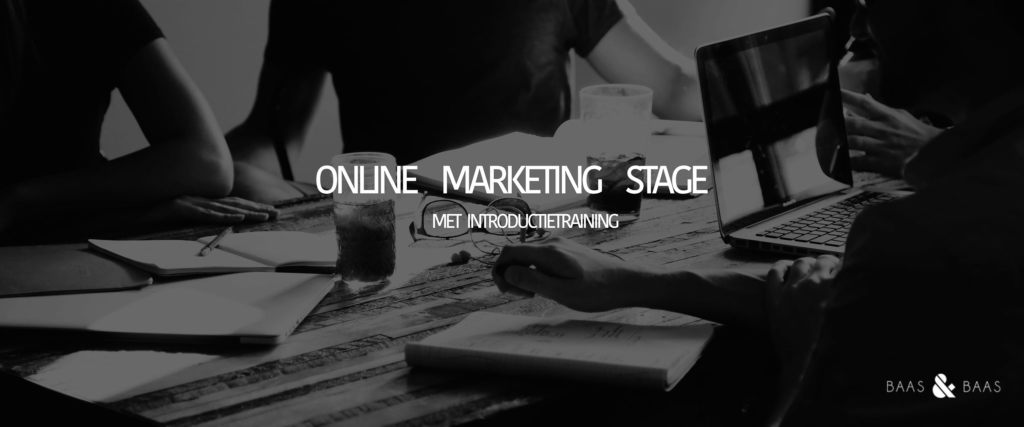 online marketing stage ams