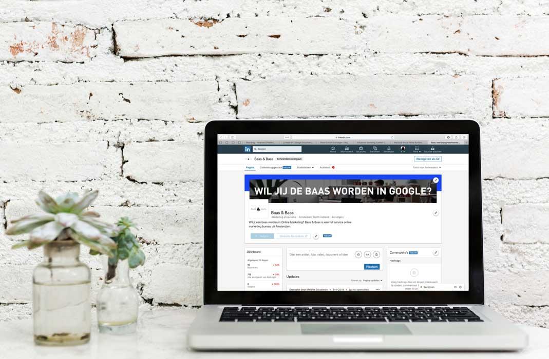 7 tips voor een perfect LinkedIn profiel