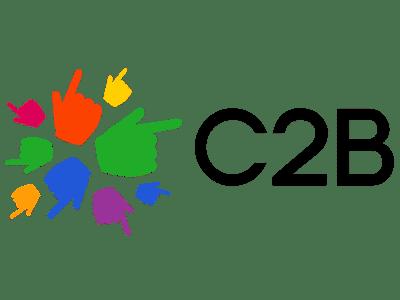 C2B logo