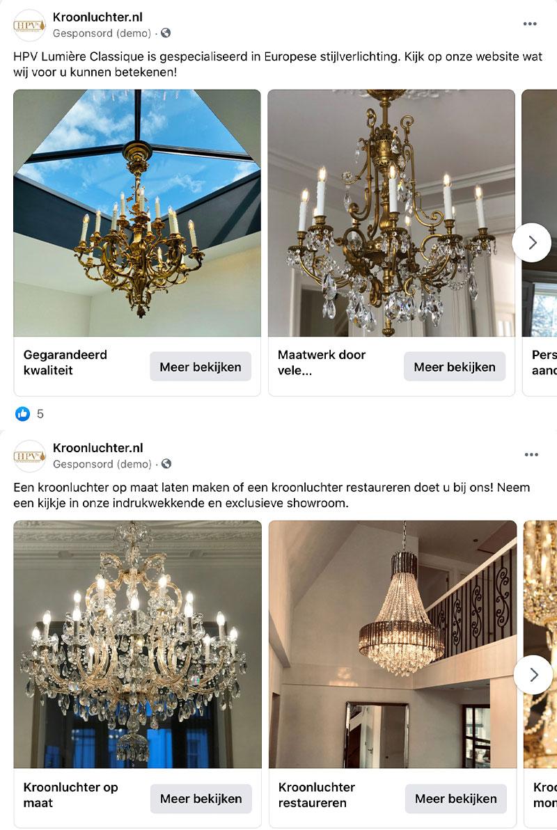 Kroonluchters.nl