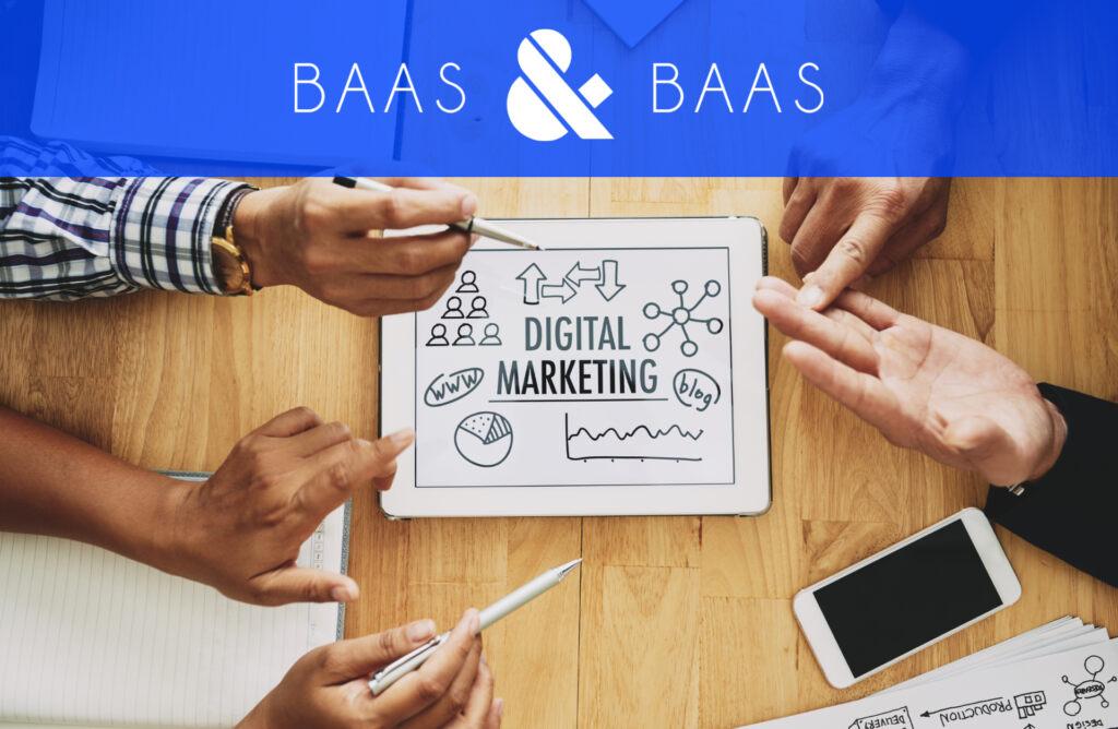 Hoe gebruik je digitale marketing om op te vallen in een drukke online markt?